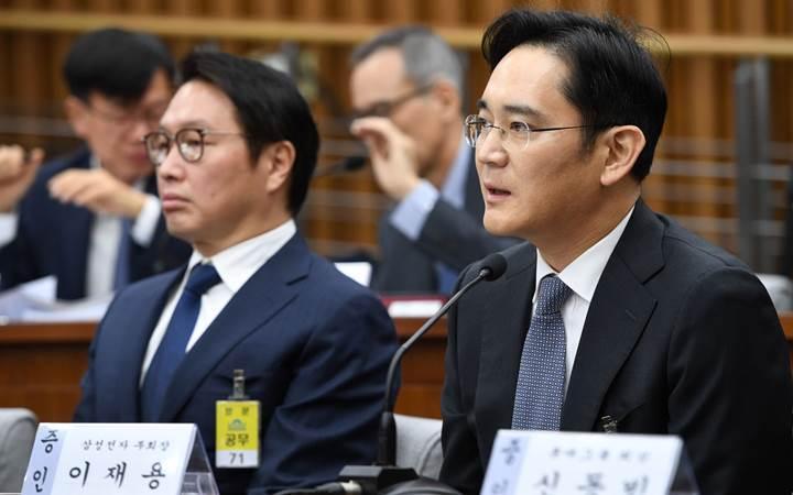 Samsung'un patronu için 12 yıl hapis cezası isteniyor