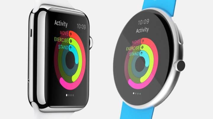 Apple Watch Series 3 için dairesel tasarım iddiası