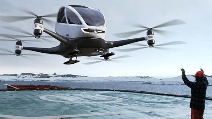 Pilotsuz bir uçakta yolculuk etmek ister miydiniz? İşte araştırma sonuçları