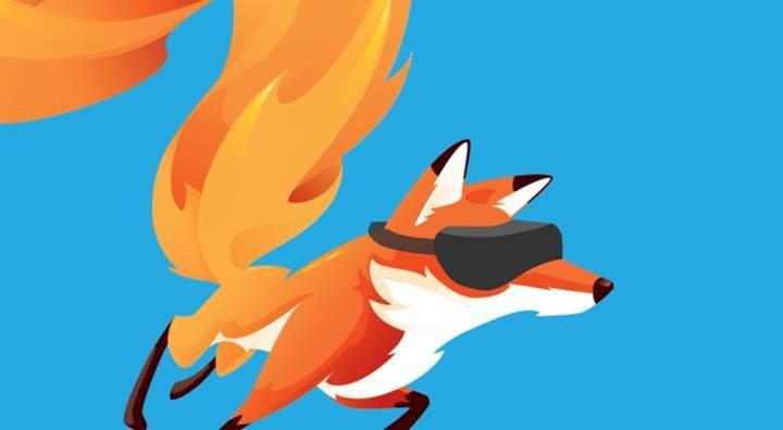 Firefox tarayıcısı sanal gerçeklik özelliğine kavuştu