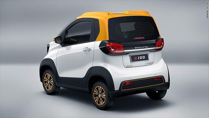 General Motors Çin'de 5.300$'lık elektrikli otomobil satmaya başladı