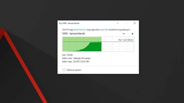 Addlink S80 NVMe SSD incelemesi 'Hızlı ve Ateşli'