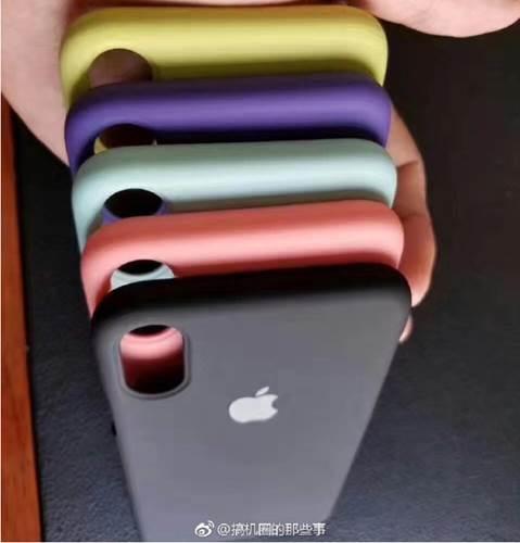 iPhone 8 orijinal kılıfları da sızdırıldı