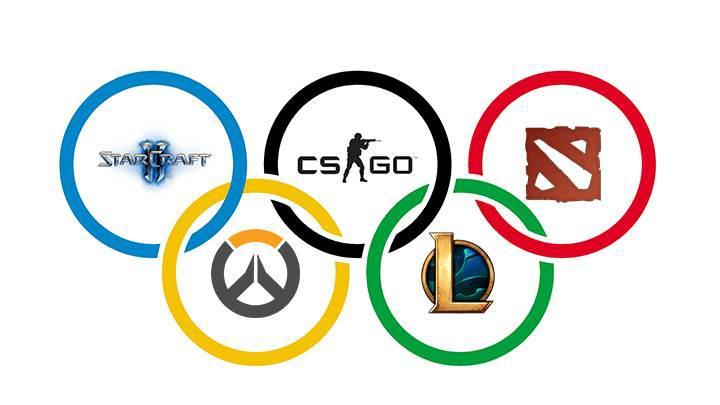 2024 Paris Olimpiyatları'nda eSpor branşı yer alabilir