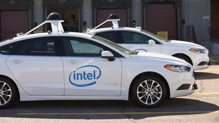 Intel otonom araç filosu oluşturuyor