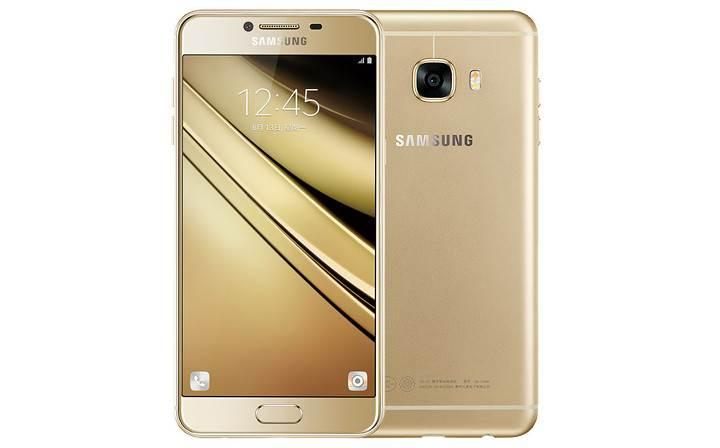 Samsung Galaxy C7 de resmiyete kavuştu