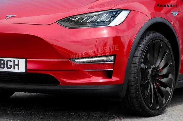 İşte karşınızda Tesla Model Y