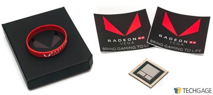 RX Vega 64'ün kutusunda fazladan GPU yer alıyor