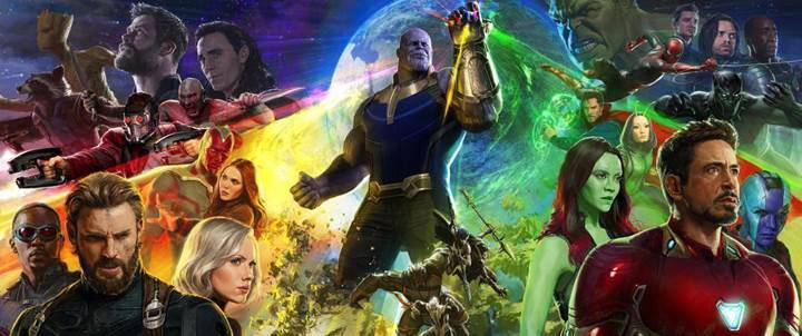 Avengers 4'ün çekimlerine başlandı