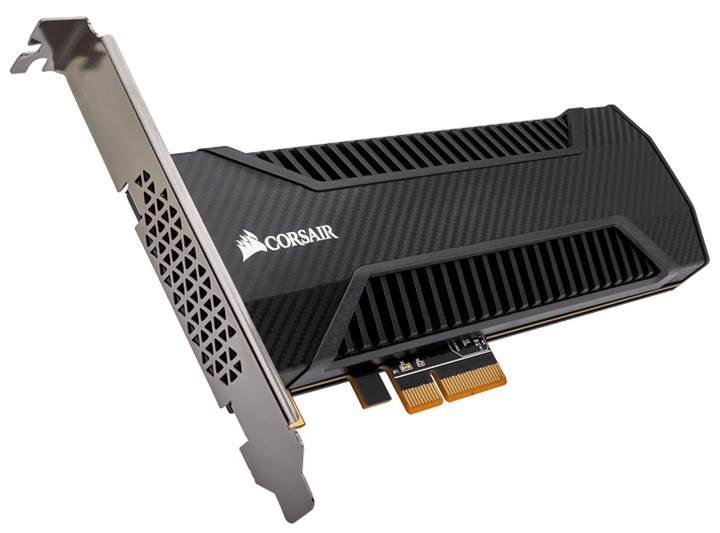 Corsair en hızlı SSD sürücüsünü duyurdu