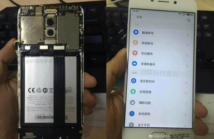 Meizu M6 Note ortaya çıktı: Çift kamera ve dörtlü led flaş
