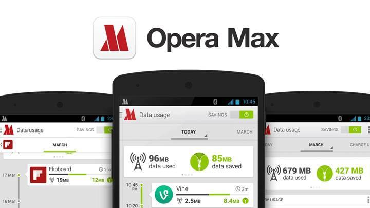 Opera'nın veri tasarrufu uygulaması Opera Max için yolun sonu geldi