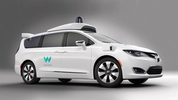 Waymo yumuşak otonom araç patenti aldı