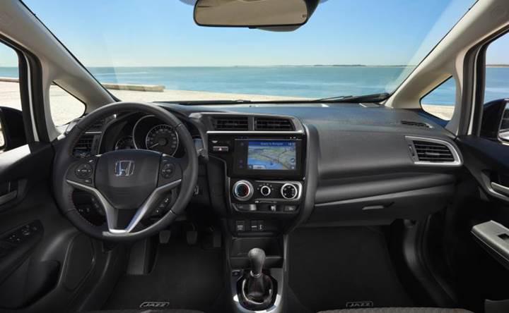 2018 model Honda Jazz yeni tasarım ve motorla ortaya çıktı