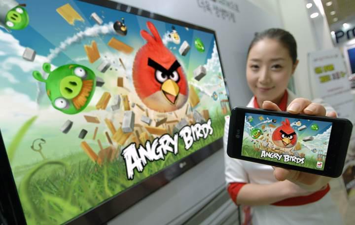 Angry Birds'ün yapımcısı Rovio halka arza hazırlanıyor