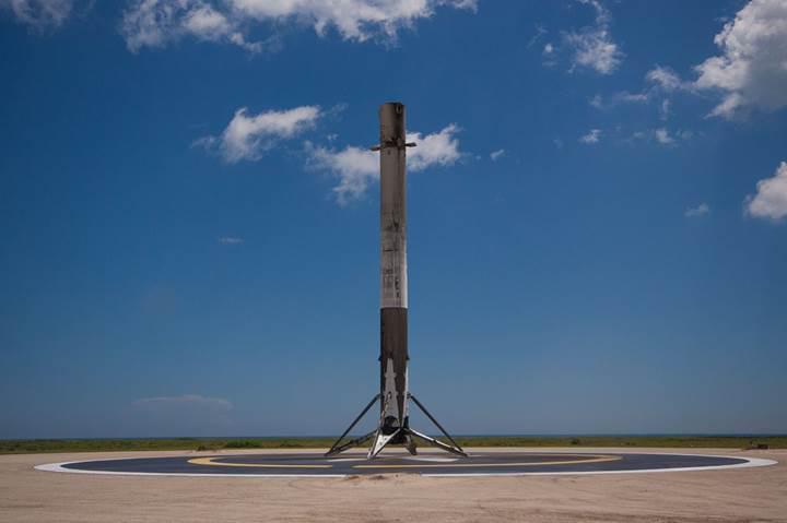 SpaceX, HP'nin süperbilgisayarını uzaya taşıdı: İşte Falcon 9'un iniş anları