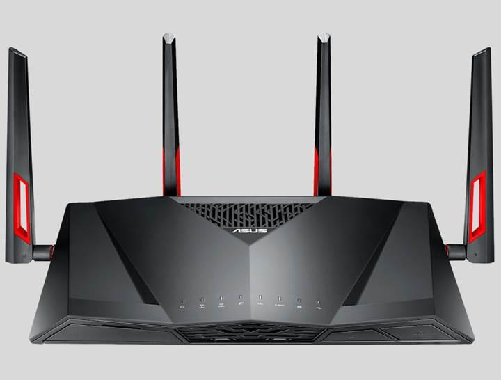 Asus en hızlı modemi DSL-AC88'u'yu duyurdu