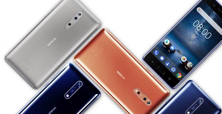 Nokia 8: Asıl silah ortaya çıktı