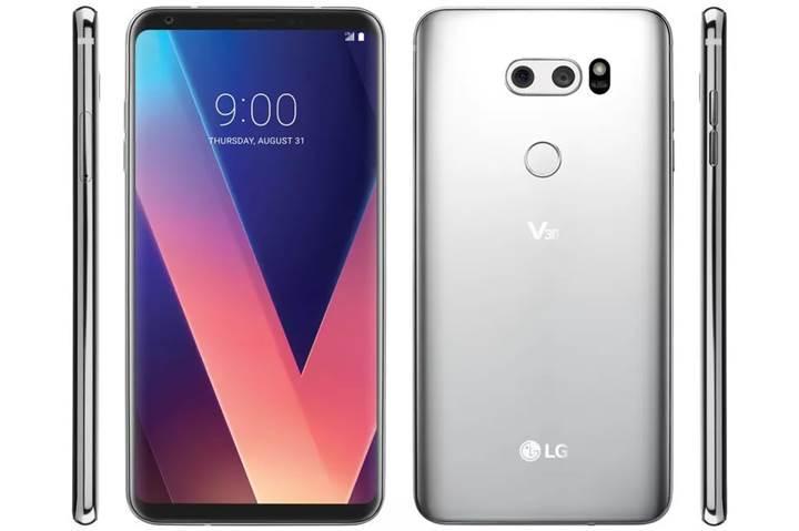 LG V30, tanıtımına günler kala kendini gösterdi