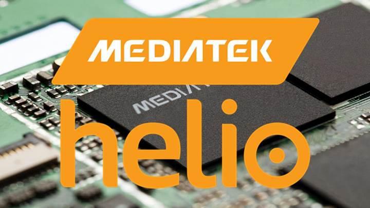 MediaTek 29 Ağustos'ta Helio P23 ve P30'u duyuracak