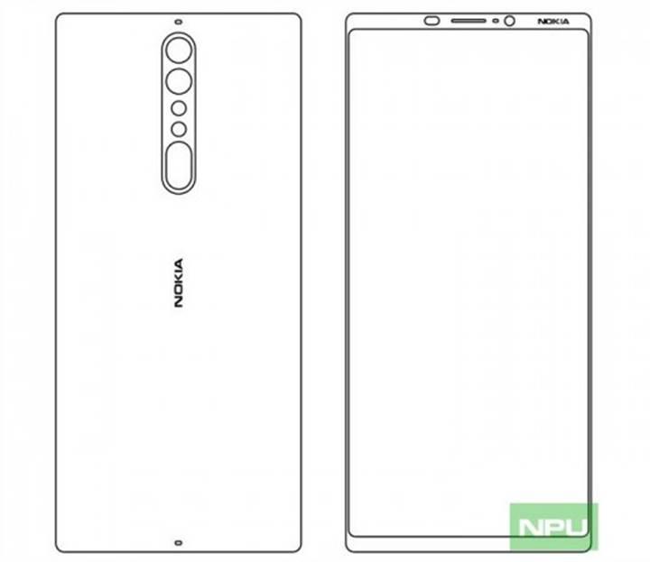 Nokia 9 için ilk işaret geldi