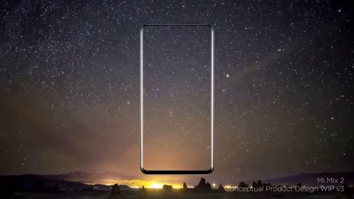 Xiaomi Mi Mix 2 karşınızda