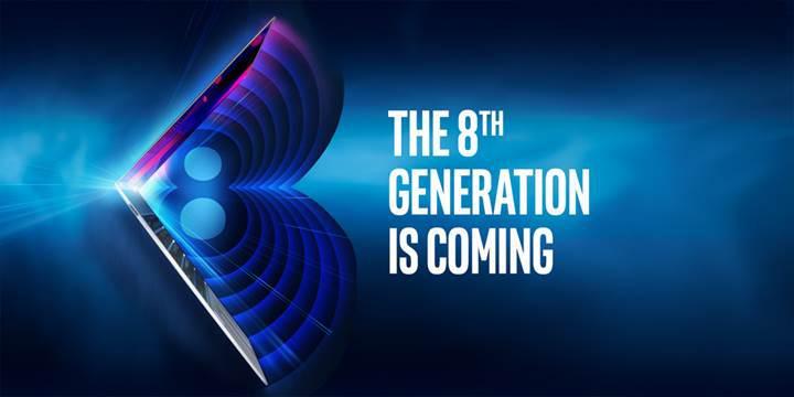 Core i7-8700K selefinden %11 daha hızlı olacak