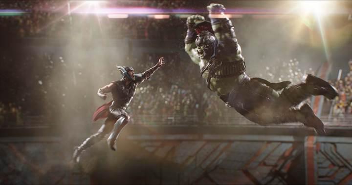 Thor: Ragnarok'tan yeni görüntüler yayınlandı