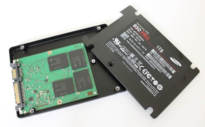 Samsung önümüzdeki 10 yıllık planı 128 TB QLC SSD ile başlıyor