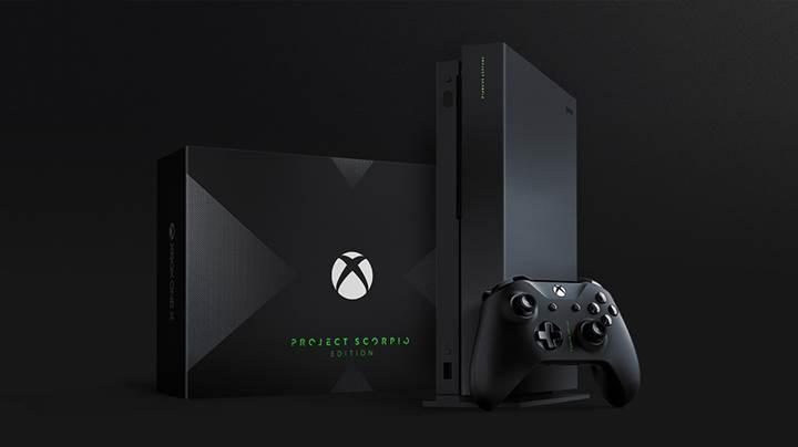 Xbox One X Project Scorpio Edition resmi olarak duyuruldu: Türkiye fiyatı 2899 TL