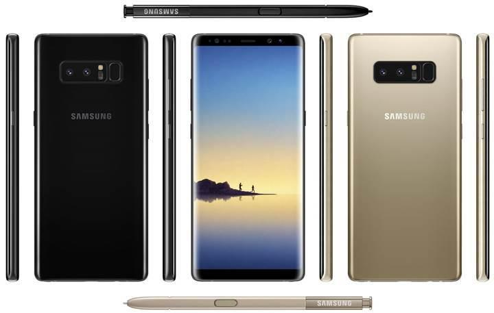 Samsung Galaxy Note 8 alana pahalı hediyeler var