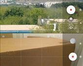 Android O kamera arayüzü