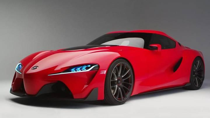Yeni Toyota Supra, 400 bg üzeri güç üreten V6 turbo motorla gelecek