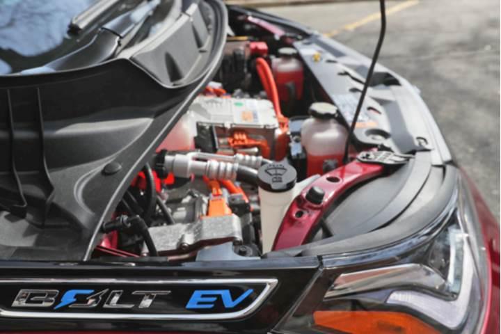 LG Detroit'te hibrit araba parçaları üretecek
