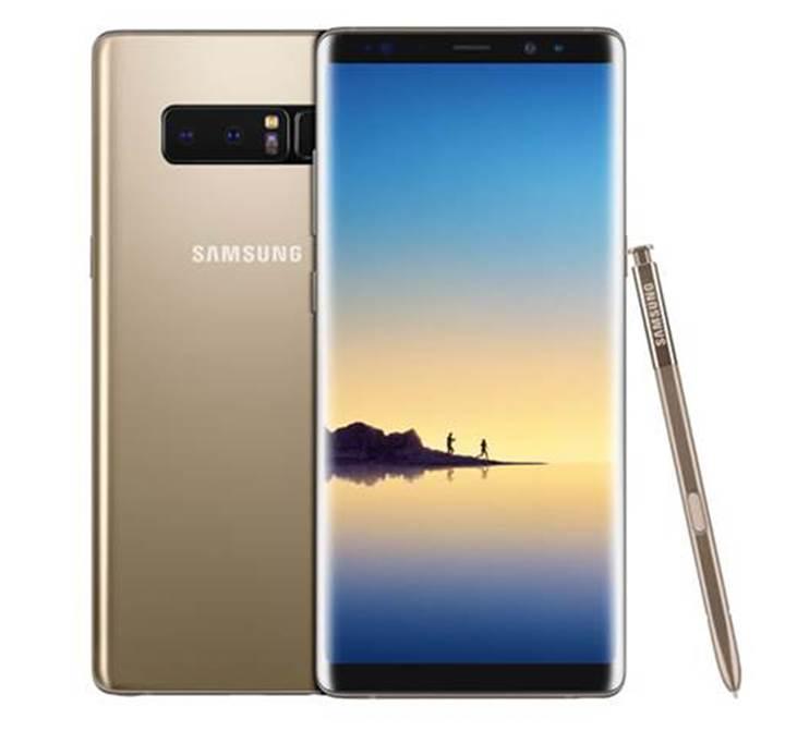 Samsung Galaxy Note 8 vs Galaxy S8+ karşılaştırması