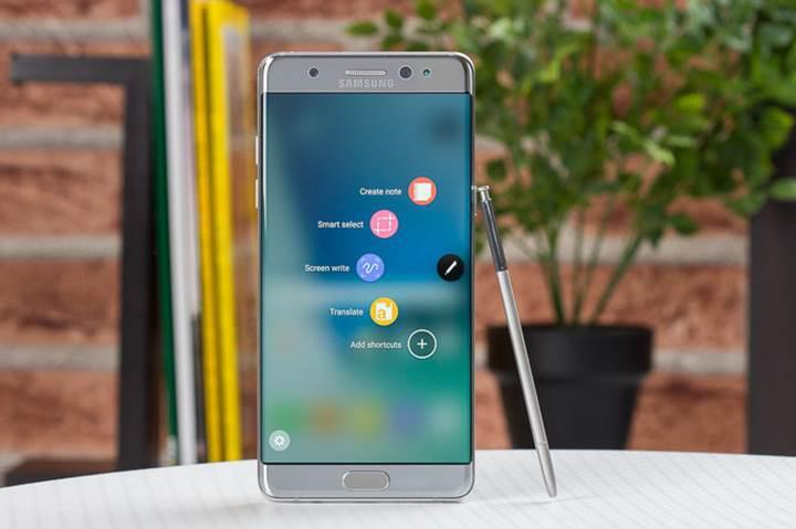Güncelleme: Samsung Galaxy Note 7'sini iade etmemiş olanlara büyük indirim