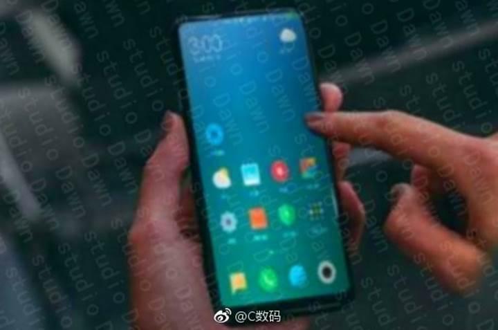Xiaomi Mi Mix 2 yeni sızıntıyla karşımızda