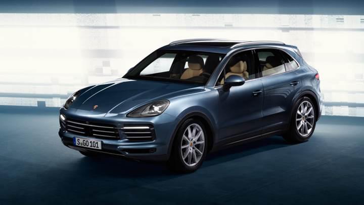 2018 Porsche Cayenne görselleri resmi tanıtım öncesi sızdırıldı