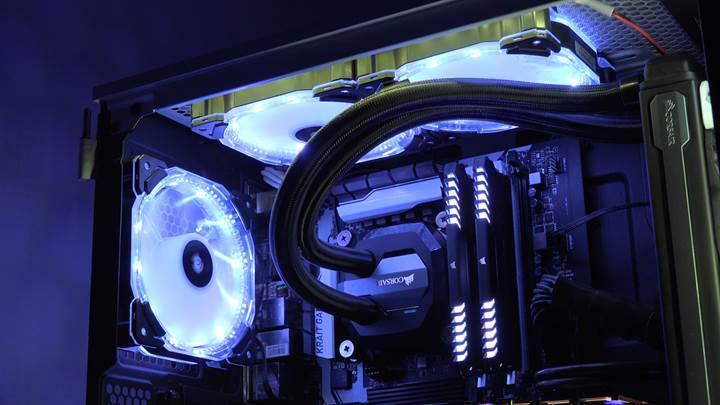 Corsair HD120 RGB Fan incelemesi