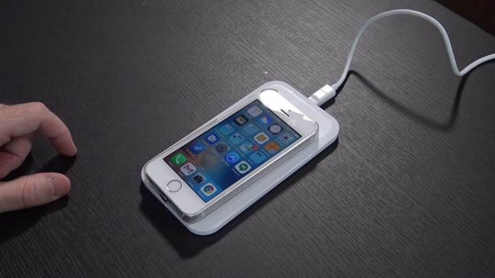 iPhone 8 kablosuz şarj konusunda yavaş kalabilir