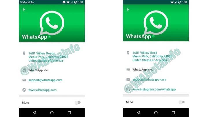 WhatsApp'a doğrulanmış işletme hesapları geliyor
