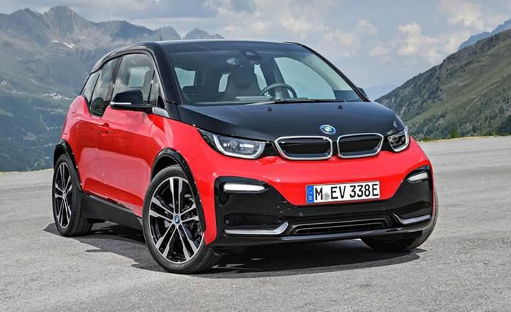 Makyajlanan BMW i3, performans odaklı yeni modelle geldi