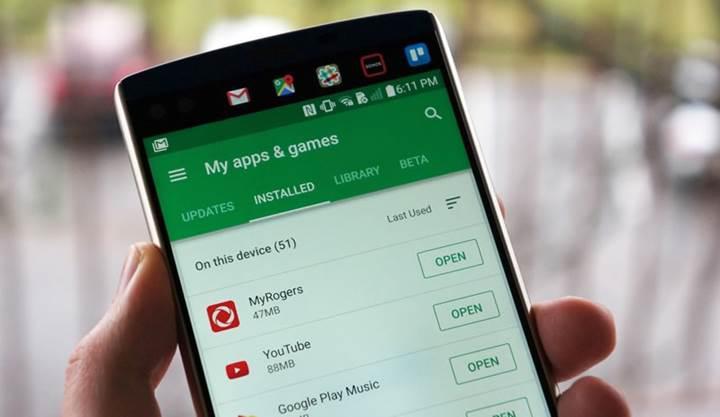 Google, Play Store'dan 300 Android uygulamasını güvenlik gerekçesiyle kaldırdı
