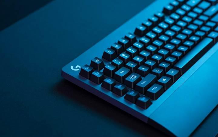 Logitech düşük gecikmeli kablosuz klavye ve faresini tanıttı