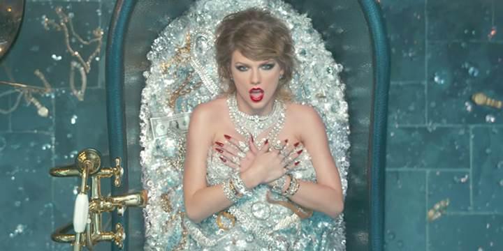 Taylor Swift'in yeni klibi YouTube rekorlarını alt üst etti
