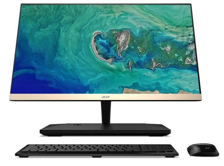 Acer şimdiye kadarki en ince hepsi bir arada bilgisayarını duyurdu