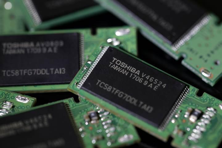 Toshiba'nın bellek bölümüne Apple da talip: 18 milyar dolarlık teklif