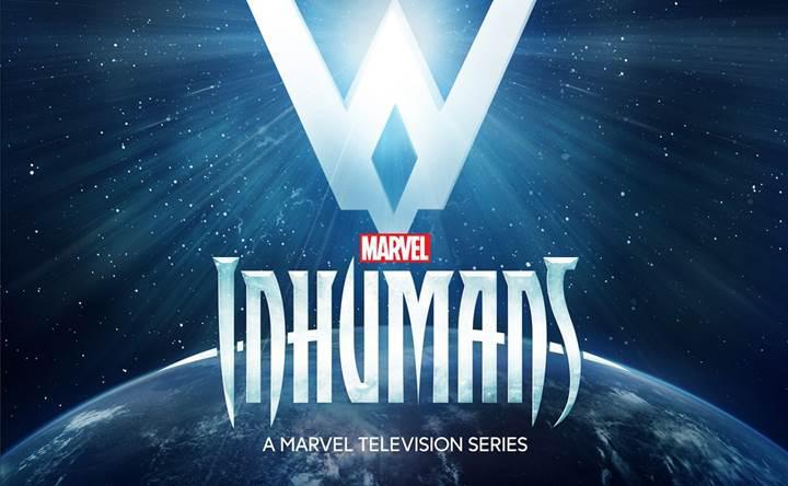 Marvel dizisi Inhumans'ın yeni fragmanı yayınlandı