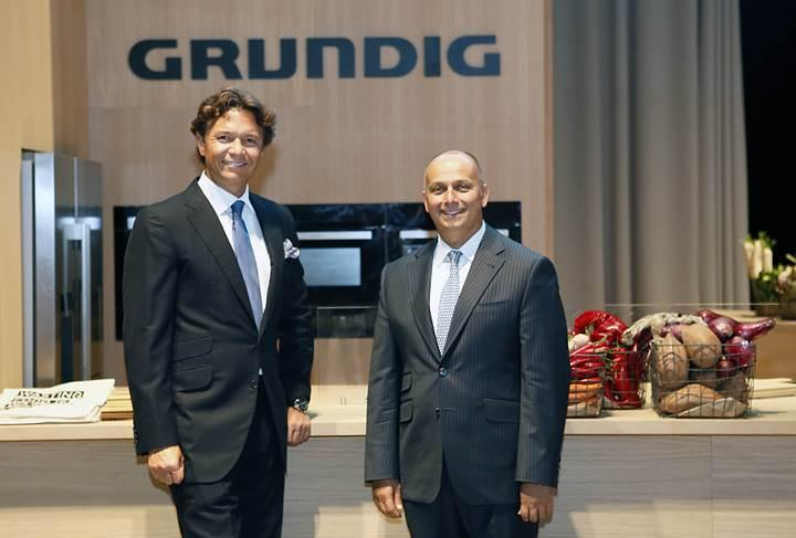 Grundig geri dönüştürülmüş çevreci ürünlerini tanıttı