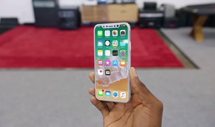 Apple'ın yeni amiral gemisi iPhone 8 değil iPhone X olacak